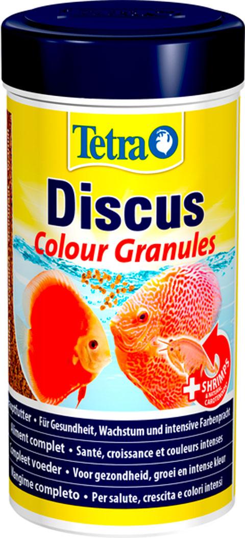 Tetra Discus Color Granules корм гранулы