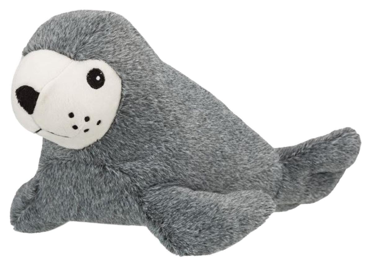 Игрушка для собак Trixie Be Nordic Тюлень Тис плюш полиэстер с пищалкой 30 см (1 шт)