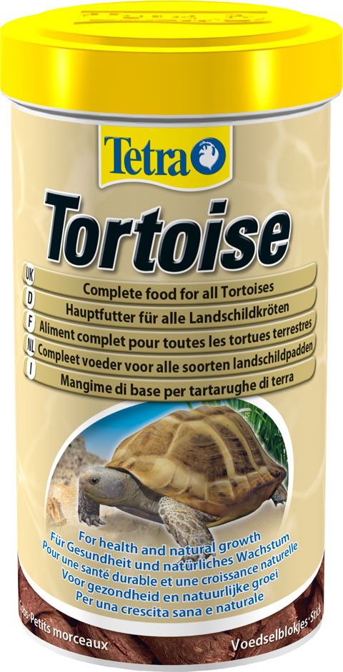 Tetra Tortoise – Тетра корм для сухопутных черепах (500 мл)