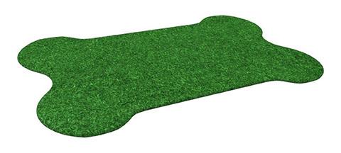 Сменный коврик в форме косточки для туалета Pet Potty Bone Shape (1 шт)