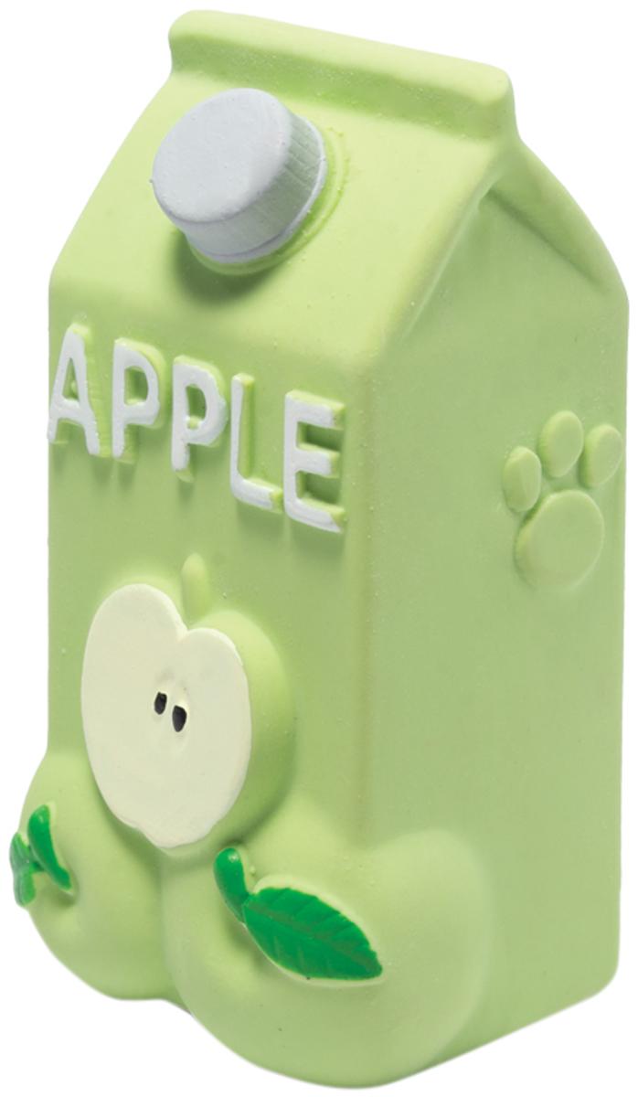 Игрушка для собак маленьких пород Triol Mini Dogs Яблочный сок латекс 9 см (1 шт)