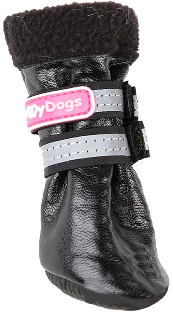 For My Dogs сапоги для собак зимние черные Fmd631-2018 Bl (0)