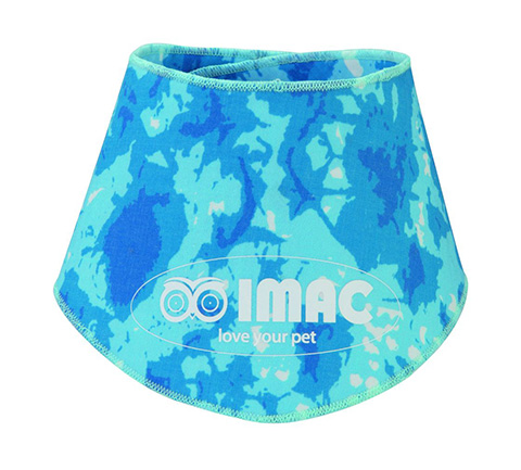 Косынка охлаждающая для животных Imac Cooling Bandana 45 x 45 см (1 шт)