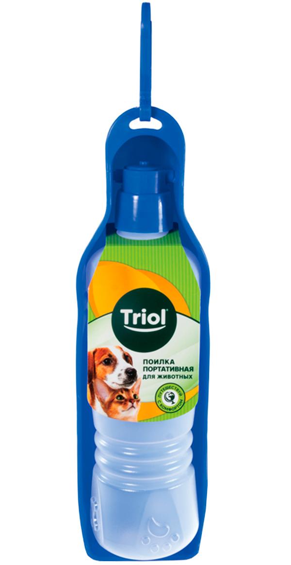 Triol портативная поилка Sh3674/sh3675 для собак (0,75