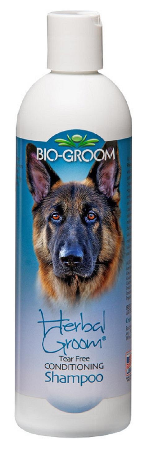 Bio-groom Herbal Groom Shampoo – Био-грум шампунь для собак травяной (355 мл)