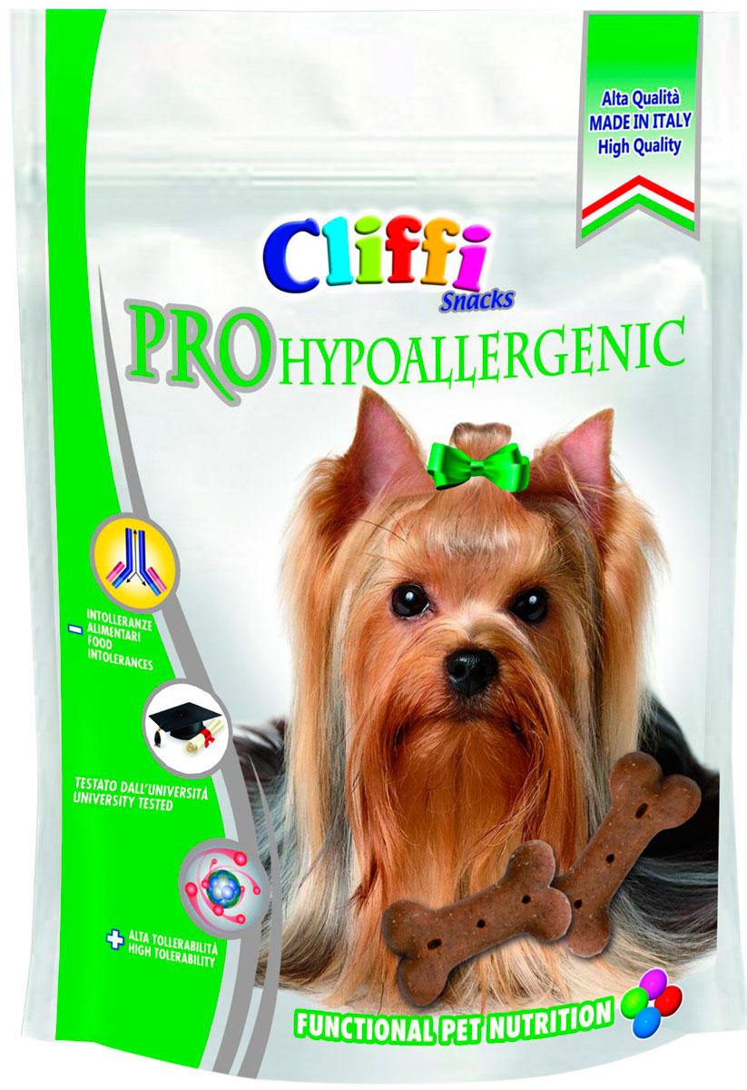 Лакомство Cliffi Pro hypoallergenic Деликатное пищеварение для взрослых собак всех пород при аллергии 100 гр (1 шт)