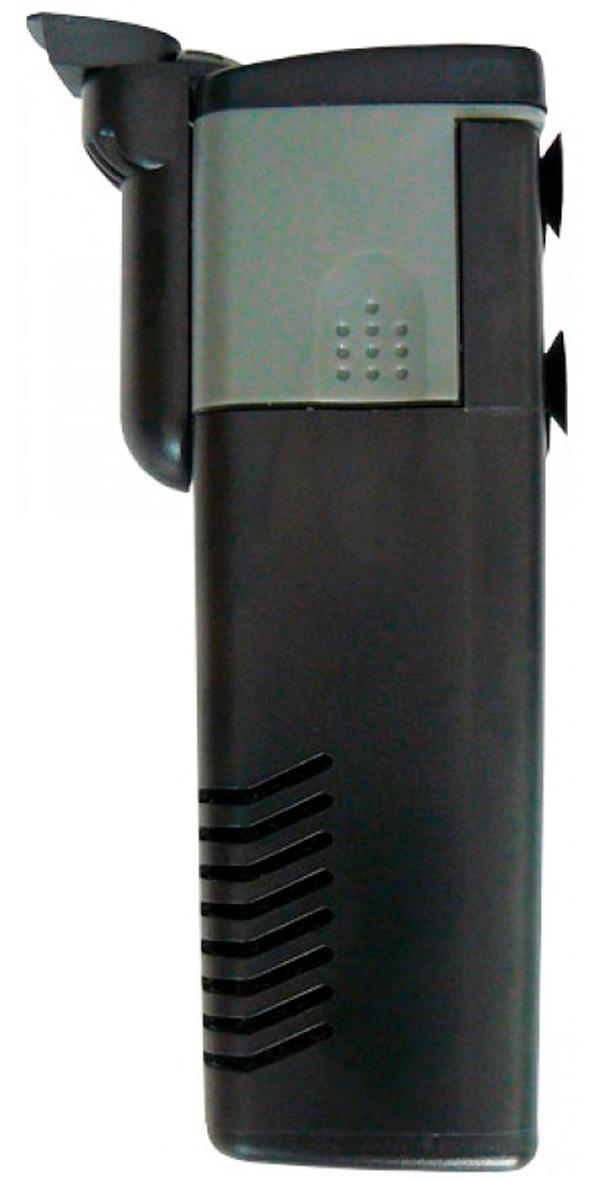 Внутренний фильтр Atman At-f101 5 Вт 350 л/ч для аквариумов объемом до 50 л (1 шт) внутренний фильтр xilong xl f280 30 вт 1800 л ч для аквариумов объемом до 400 л 1 шт