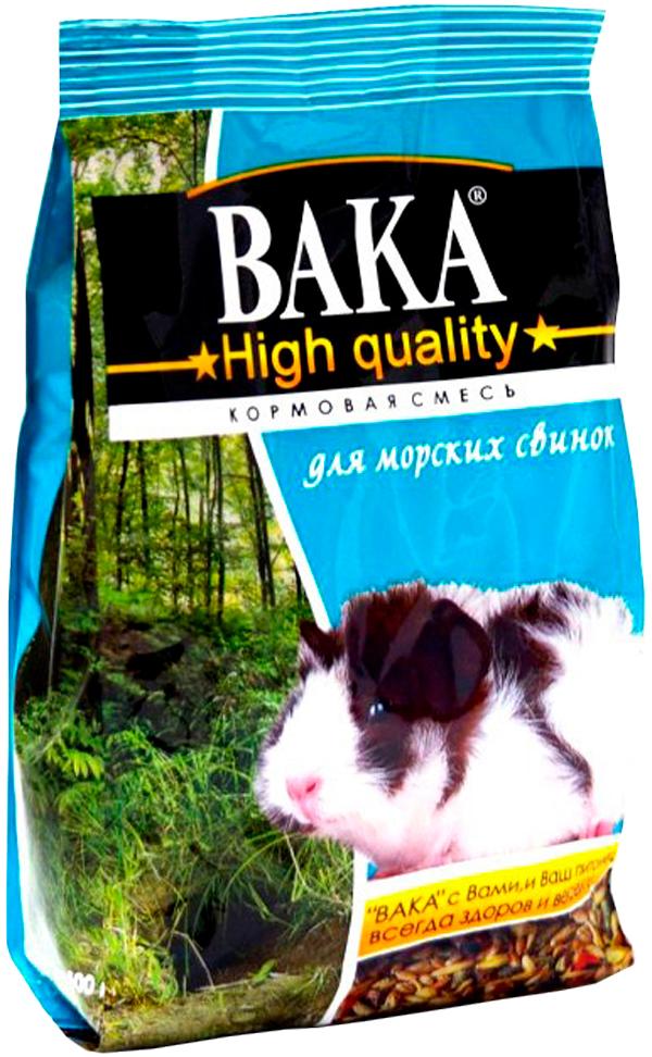 вака High Quality корм для морских свинок (500 гр)
