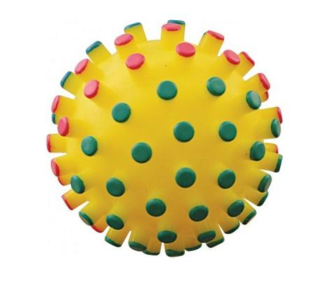 зооник игрушка для собак «Мяч-мина» (большая)