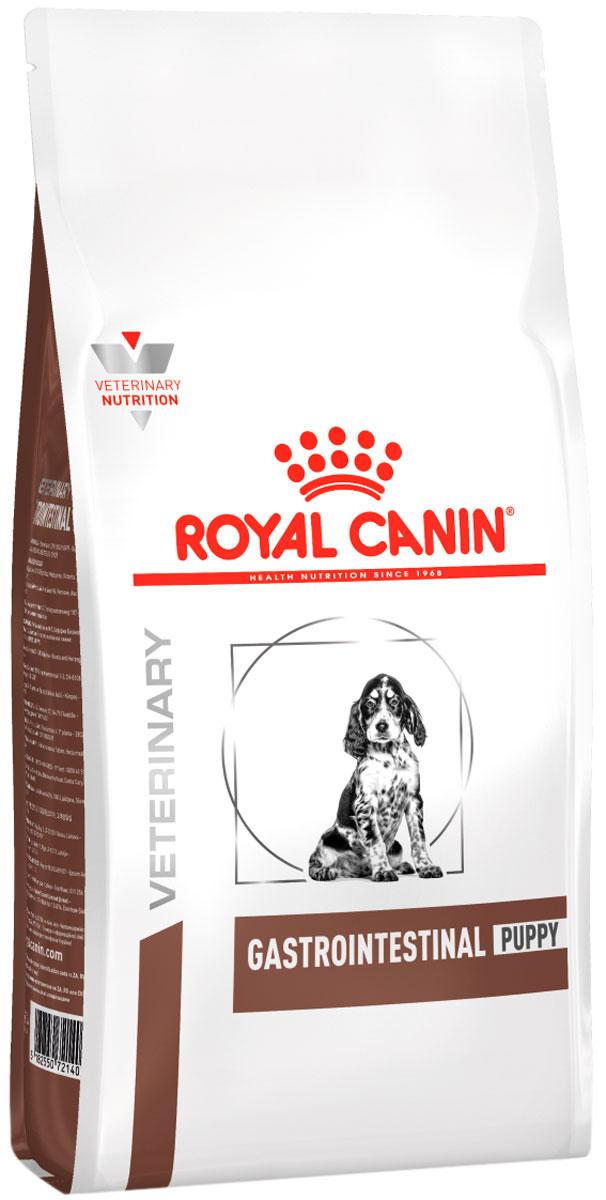 Royal Canin Gastro Intestinal Puppy для щенков при заболеваниях желудочно-кишечного тракта (10 кг)