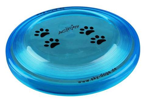 Trixie игрушка для собак Dog Disс повышенной прочности (19 см)