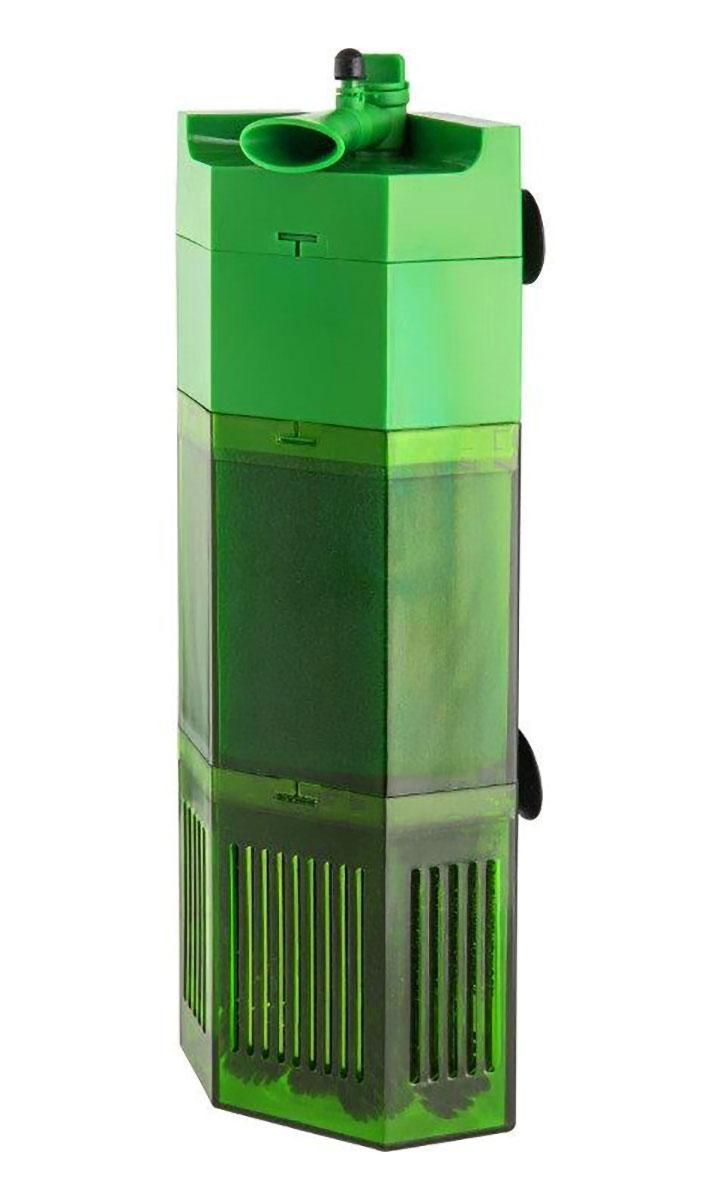 Внутренний фильтр секционный угловой Barbus Filter 009 800 л/ч 15 Вт (1 шт)
