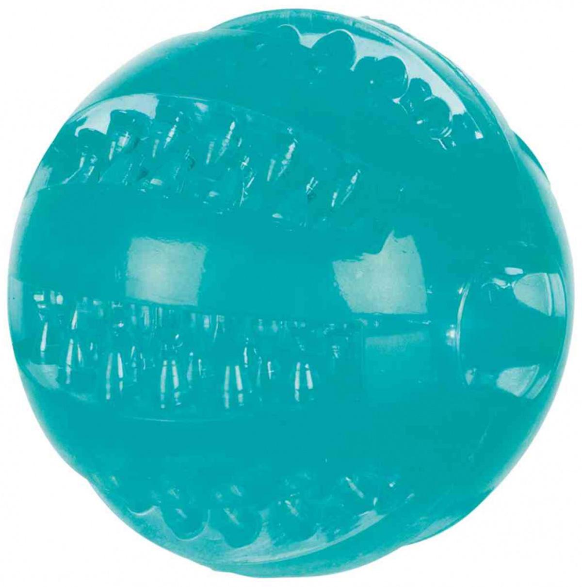 Игрушка для собак Trixie Denta Fun Мяч 6 см (1 шт)