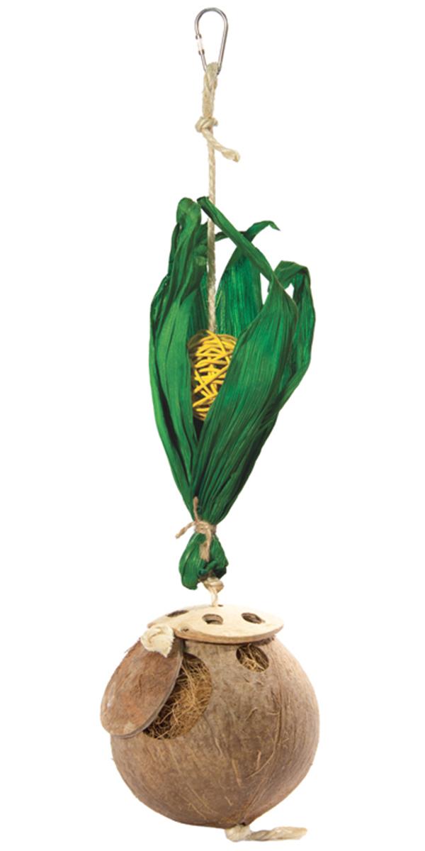 Игрушка для птиц Triol Чудо кокос