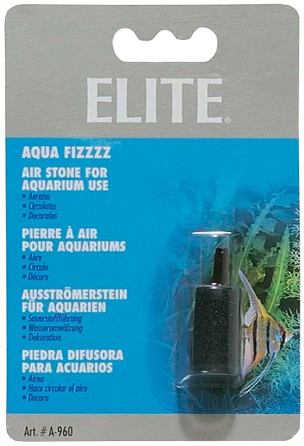 Распылитель воздуха Hagen Elite камень цилиндрический черный (1 шт)