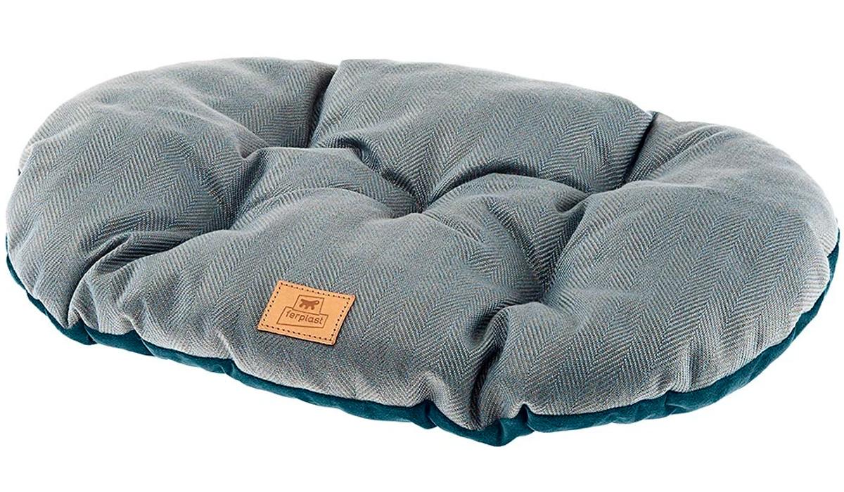 Подушка мягкая Ferplast Stuart 45/2 синяя 43 х 30 см (1 шт)