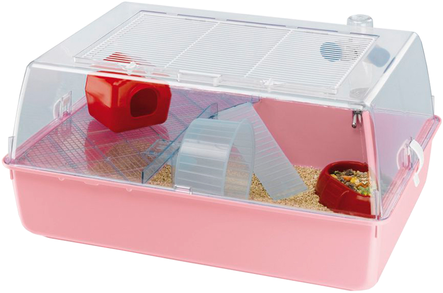 Клетка для хомяков Ferplast Mini Duna Hamster 55 х 39 27 см (1 шт)