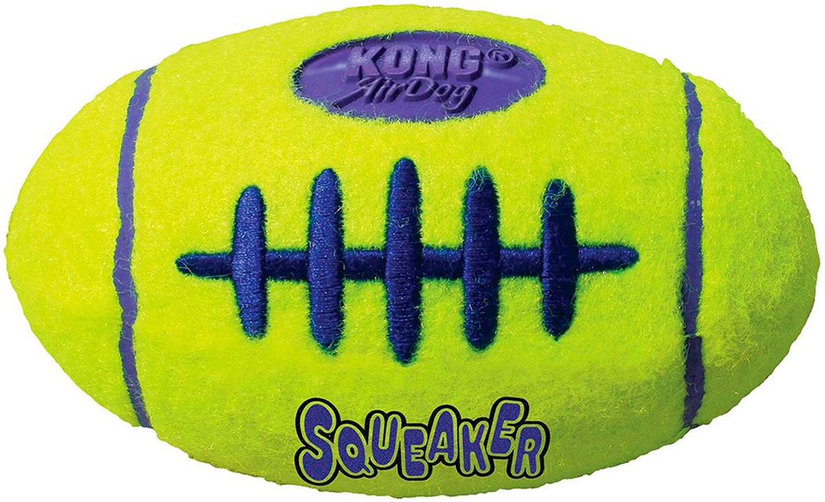 Игрушка для собак Kong Air Регби средняя 14 см (1 шт)