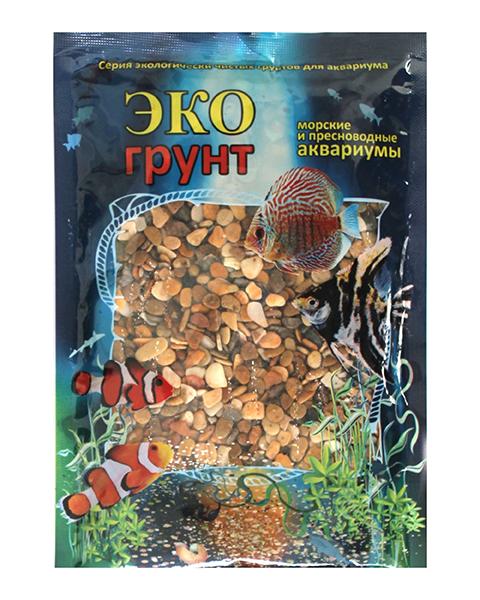 Грунт для аквариума Каспий галька №3,