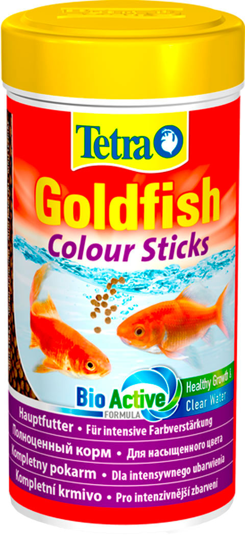 Tetra Goldfish Colour Sticks — Тетра корм