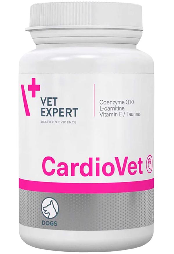 кардиовет кардиопротектор для собак для нормализации и поддержания функций сердечно-сосудистой системы (уп. 90 таблеток) (90 таблеток)