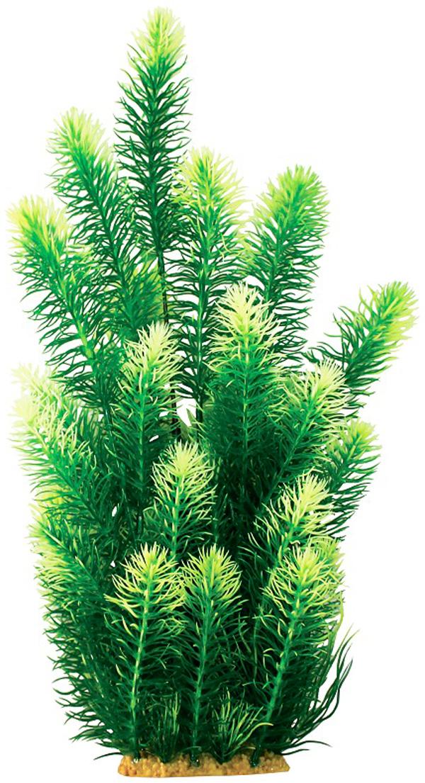Растение для аквариума пластиковое Ротала зеленая Prime Pr-ys-60510 38 см (1 шт) prime prime растение пластиковое для аквариума гигрофила зеленая 15 см