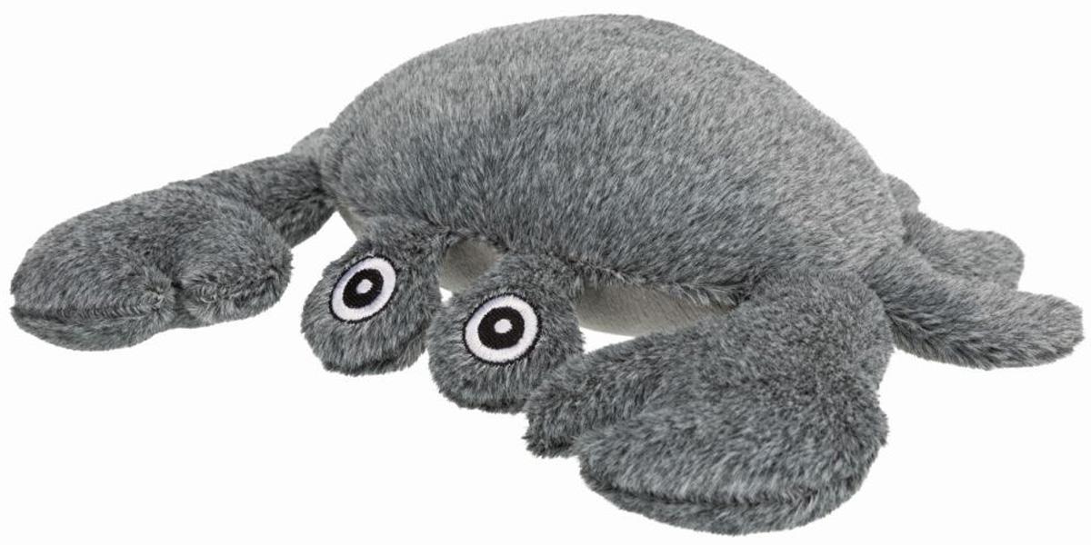 Игрушка для собак Trixie Be Nordic Краб Мэлф плюш полиэстер с пищалкой 28 см (1 шт)