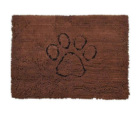 Коврик супервпитывающий для собак коричневый Doormat S 40,5 х 58,5 см Dog Gone Smart (1 шт)