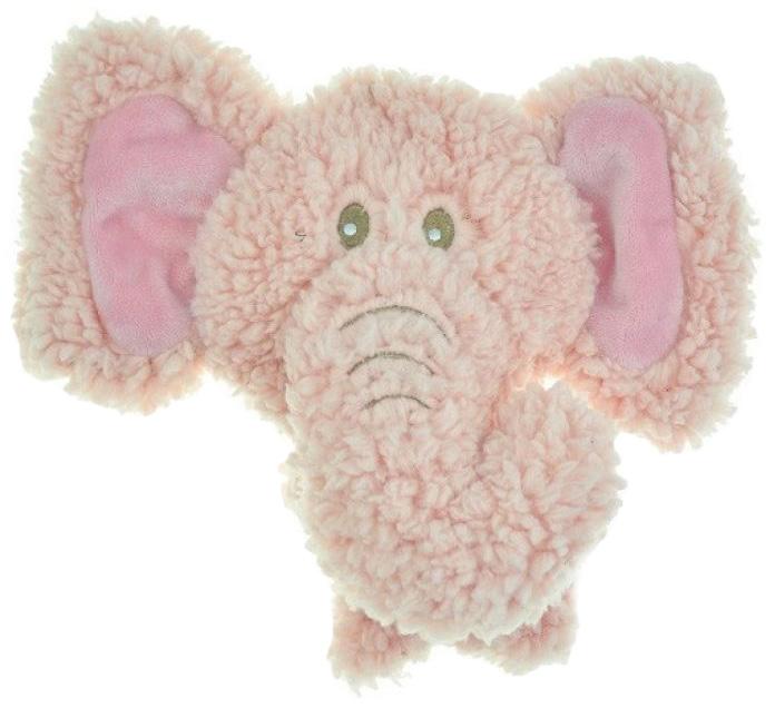 Игрушка для собак Aromadog Big Head Слон с эфирным маслом розовый 12 см (1 шт)
