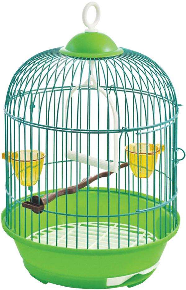 Клетка для птиц Triol 23a круглая эмаль
