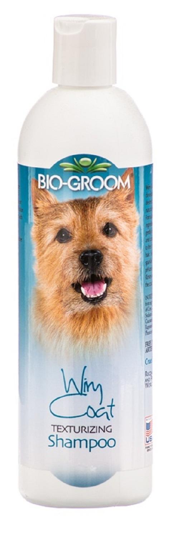 Bio-groom Wiry Coat Shampoo – Био-грум шампунь для собак с жесткой шерстью (355 мл)