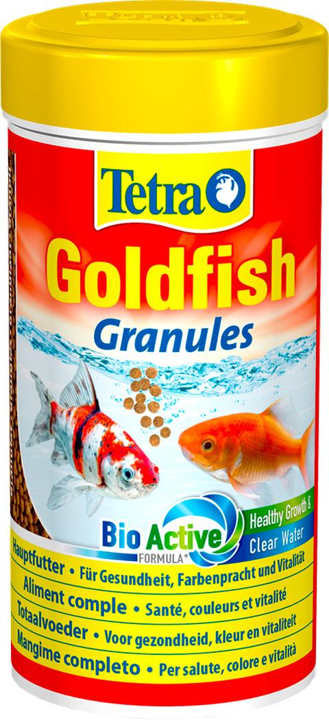 Tetra Goldfish Granules – Тетра корм гранулы