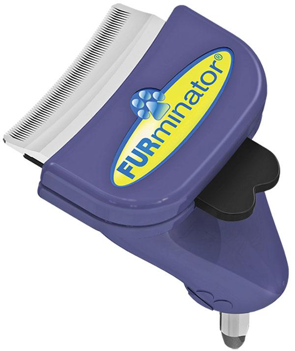 Furminator Furflex Dog Dog Deshedding S насадка против линьки для собак маленьких пород (1 шт)