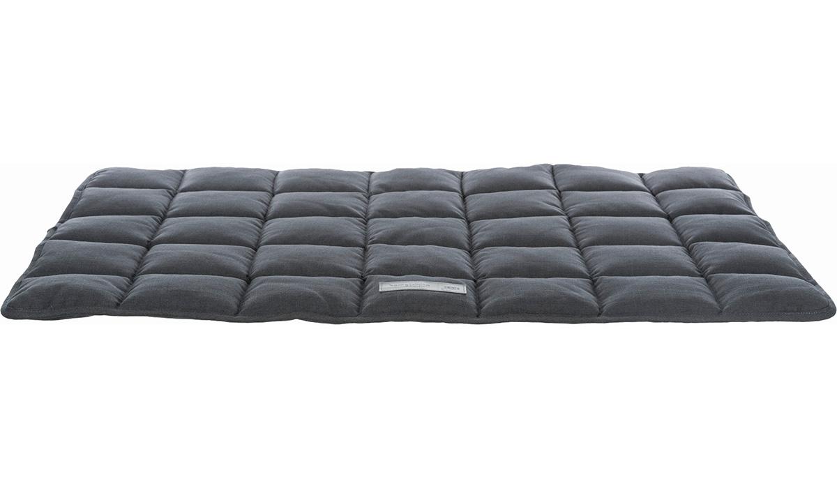 Подстилка для собак Trixie Farello текстиль черная 105 х 75 см (1 шт)