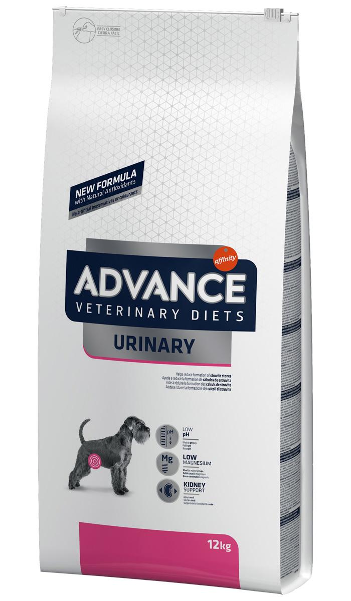 Advance Veterinary Diets Urinary для взрослых собак при мочекаменной болезни (12 кг)