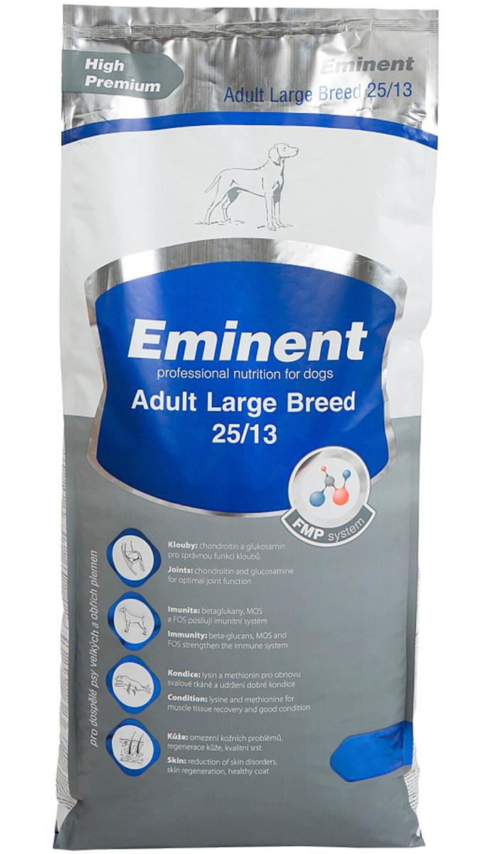 Eminent Adult Large Breed 25/13 для взрослых собак крупных пород (3 кг)