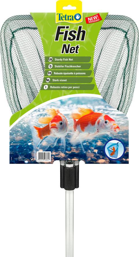 Сачок прудовый для рыб с телескопической ручкой Tetra Pond Fish Net (1 шт)