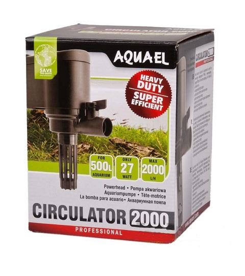 Помпа Aquael Circulator 2000, 2000 л/ч,