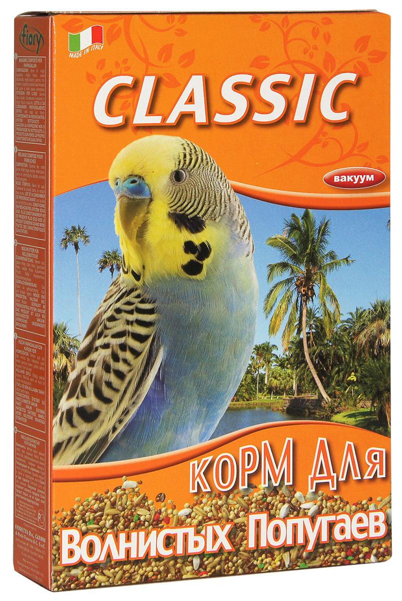 Фото - Fiory Classic корм для волнистых попугаев (400 гр) fiory fiory корм для средних попугаев parrocchetti african