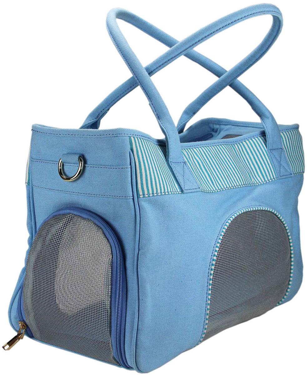 Dogman сумка переноска модельная Ариэль Mava 43 х 19 х 27 см (1 шт)