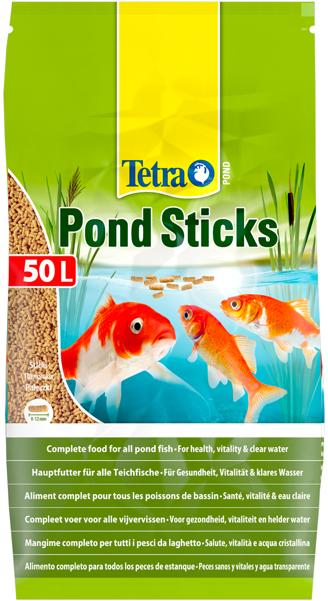 Tetra Pond Sticks   Тетра корм