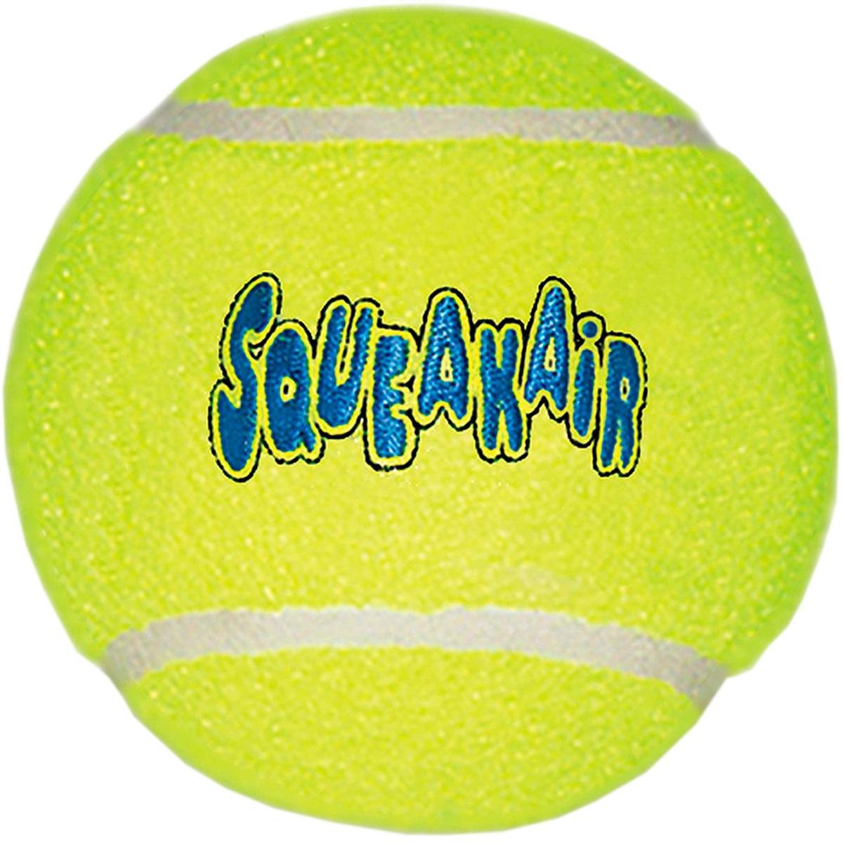 Игрушка для собак Kong Air Теннисный мяч очень большой 10 см (1 шт)
