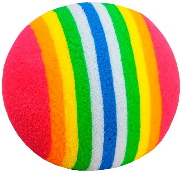 Triol 3821 игрушка для кошек «Мячик» (1 шт) игрушка