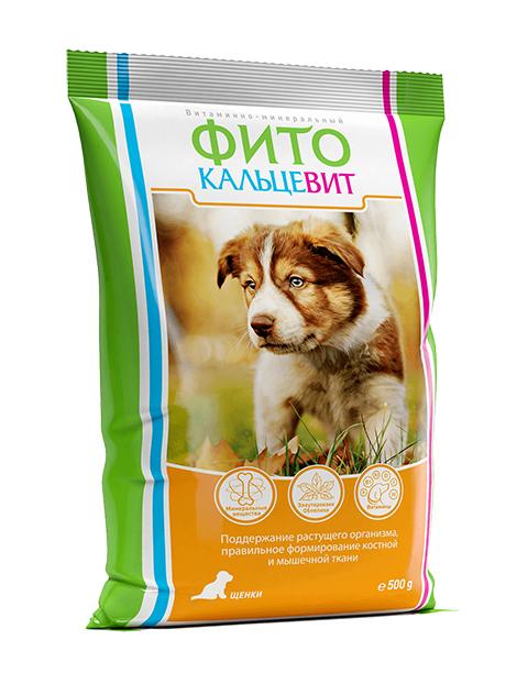 фитокальцевит для щенков (500 гр)
