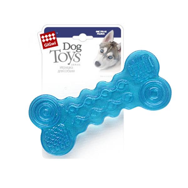 Игрушка для собак GiGwi Косточка резиновая 13 см (1 шт)