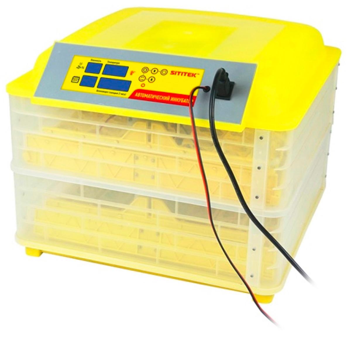 Инкубатор Sititek 112 автоматический с терморегулятором и гигрометром (1 шт)