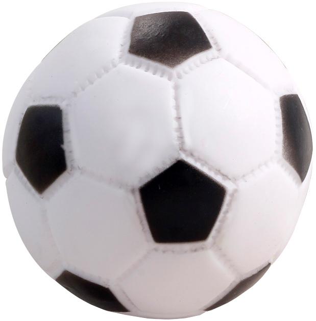"""Triol игрушка для собак """"Мяч футбольный малый"""", 7,5 см (1 шт)"""