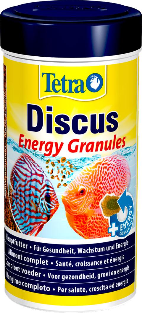 Tetra Discus Energy Granules корм гранулы