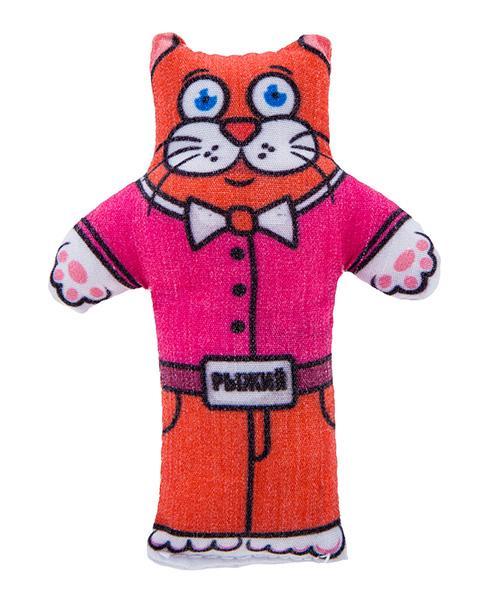 Игрушка для кошек с валерианой Котик (1 шт) фото