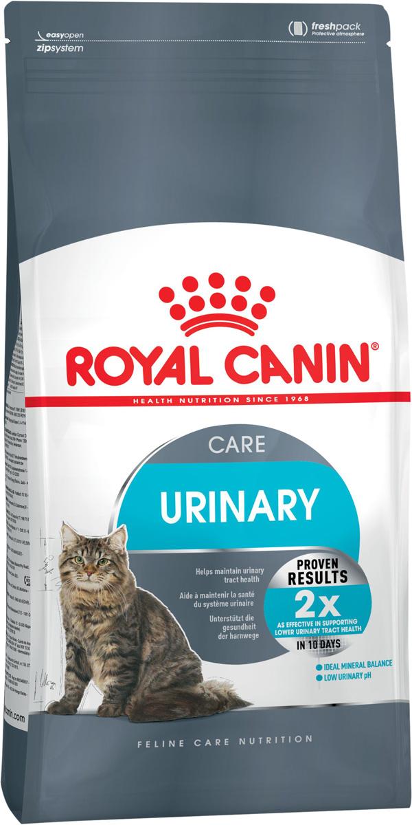 Royal Canin Urinary Care для взрослых кошек при мочекаменной болезни (4 кг)
